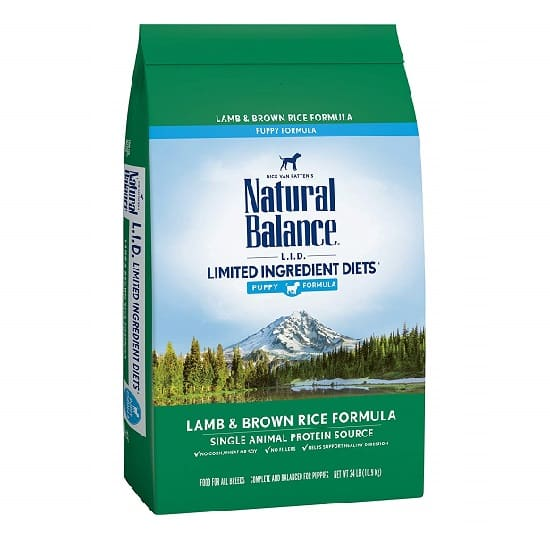 recommended dog food for great danes