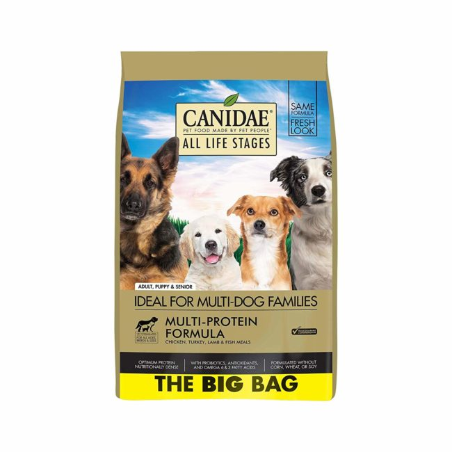 best dog food for my cane corso puppy
